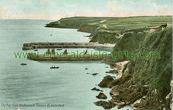 Waterford - Tramore - Pier from the Doneraile