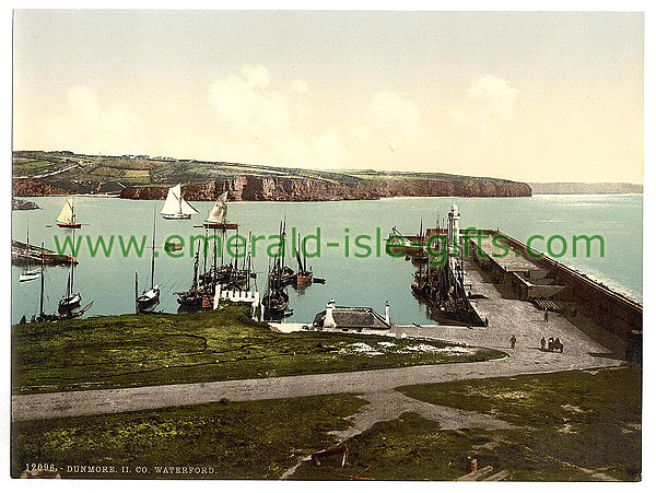 Waterford - Dunmore East - Quay