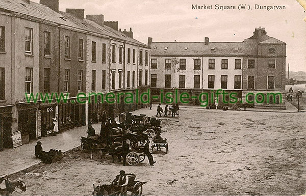 Waterford - Dungarvan - Market Square