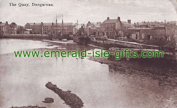 Waterford - Dungarvan - The Quay