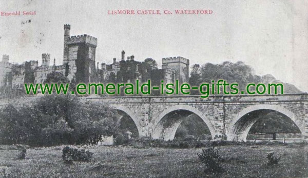 Waterford - Bridge to Lismore Castle