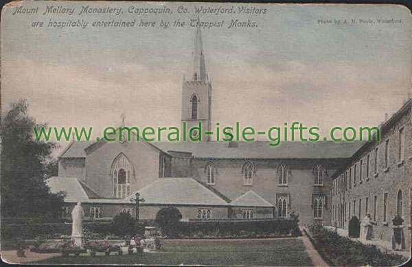 Waterford - Mount Melleray Abbey - Monastery