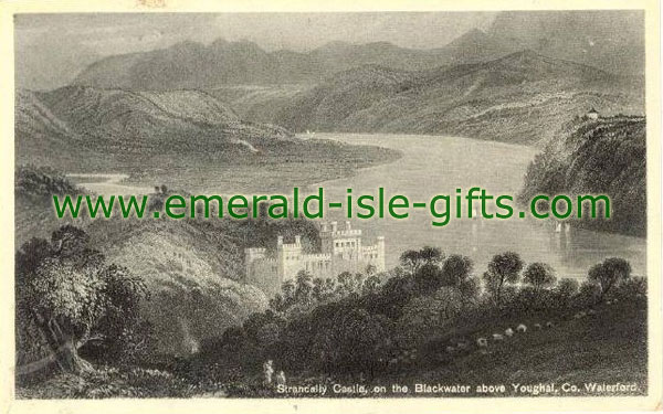 Waterford - Stradbally Castle - near Youghal