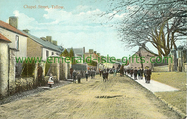 Waterford - Tallow - Chapel St