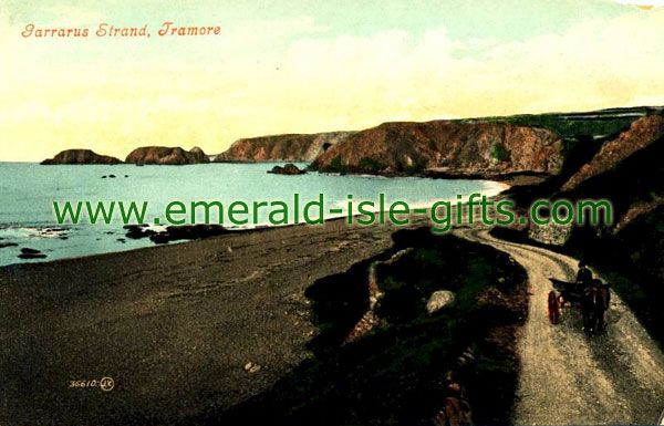 Waterford - Tramore Garrarus Strand in colour