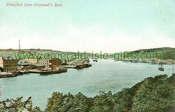 Waterford City - from Cromwell
