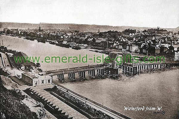 Waterford City - Viewed from the West