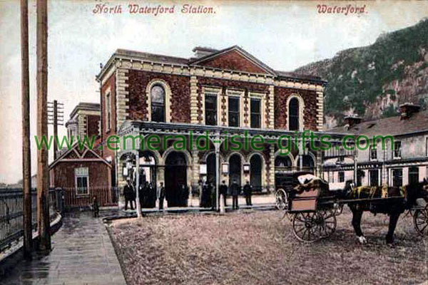 Waterford City - Railway Station