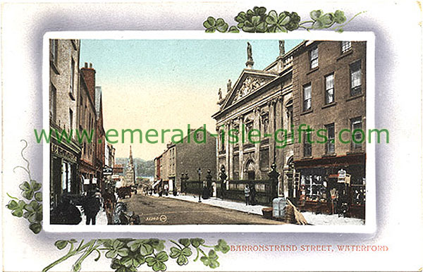 Waterford Town - Barronstrand St - Shamrocks