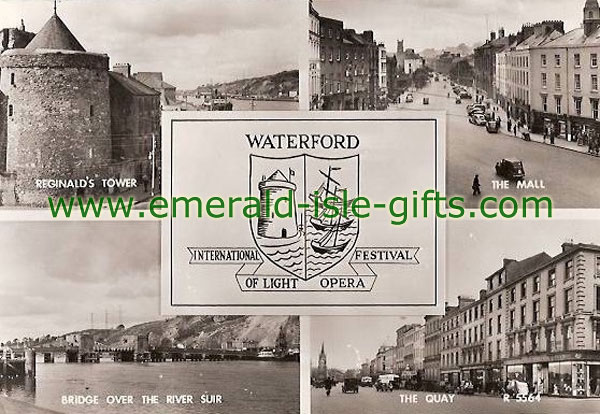 Waterford City - Multi-view