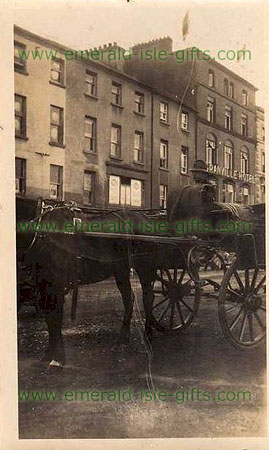 Waterford City - Granville Hotel - old photo