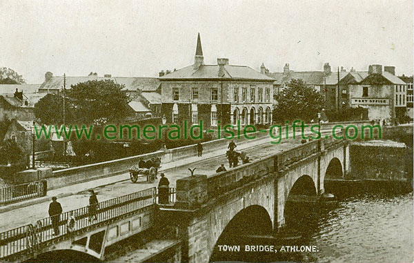 Westmeath - Athlone - Main Bridge