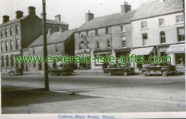 Westmeath - Moate - Central Main St