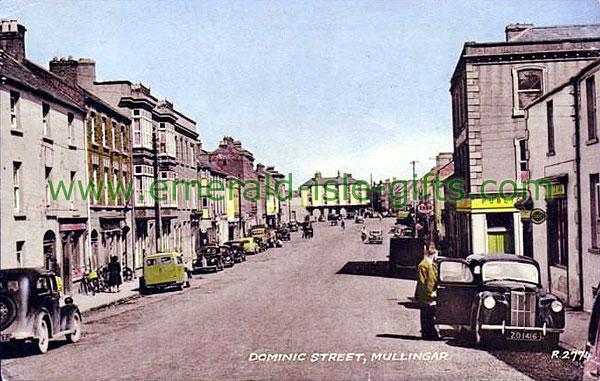 Westmeath Westmeath Mullingar Dominic St 1950 S
