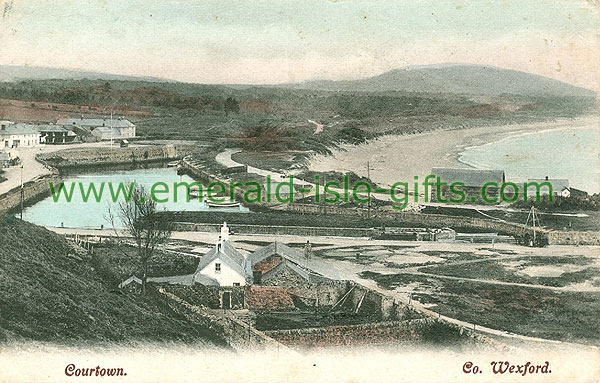 Wexford - Courtown - View