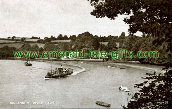 Wexford - Duncannon - old b/w Irish photo
