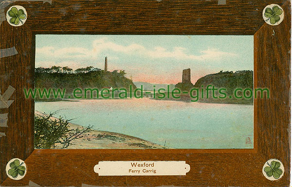 Wexford - Ferrycarrig - Water & Castle