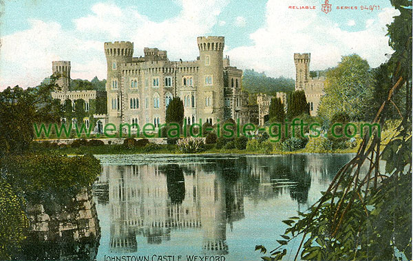 Wexford - Johnstown Castle in colour