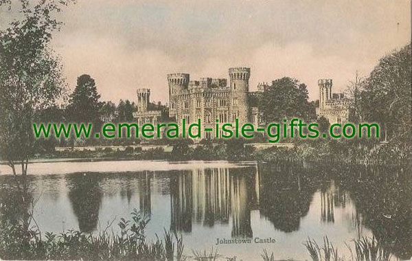 Wexford - nice view of Johnstown Castle