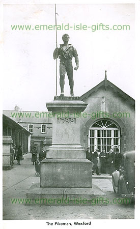 Wexford - Wexford Town - The Pikeman