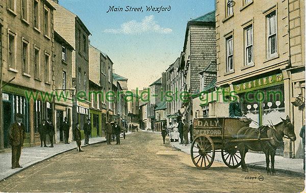 Wexford - Wexford Town - Main St