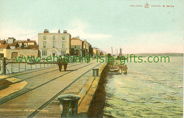 Wexford - Wexford Town - The Quay