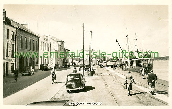 Wexford - Town - The Quay