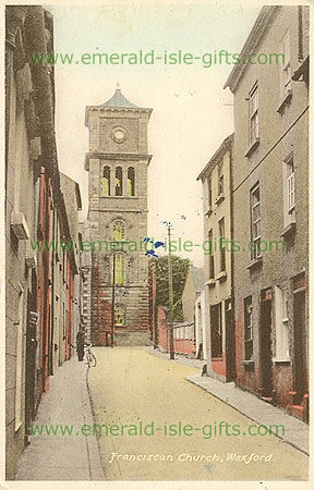 Wexford - Wexford Town - Franciscan Church