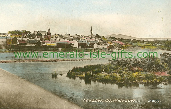 Wicklow - Arklow - Town View
