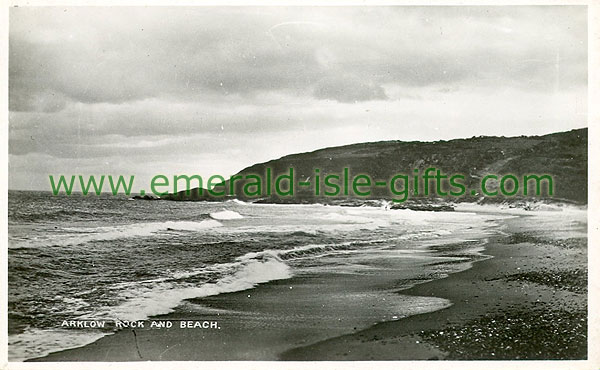 Wicklow - Arklow - Rock and Beach