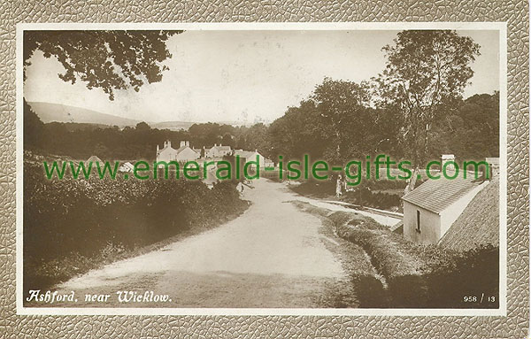 Wicklow - Ashford - Village view