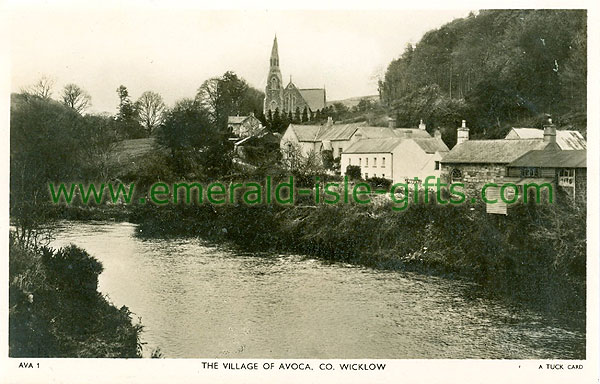 Wicklow - Avoca - The Village of Avoca