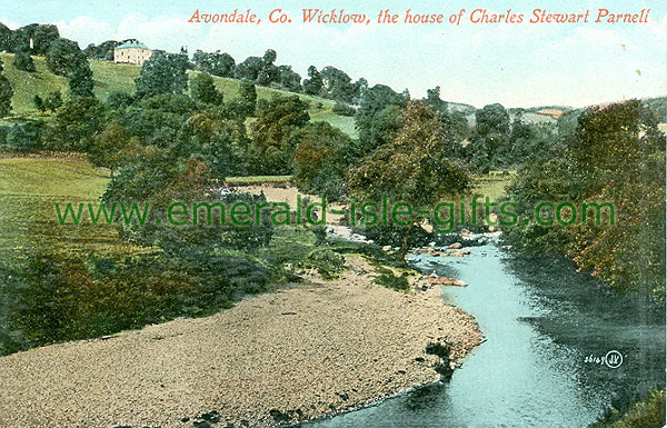 Wicklow - Avondale - The House of Charles Stewart Parnell