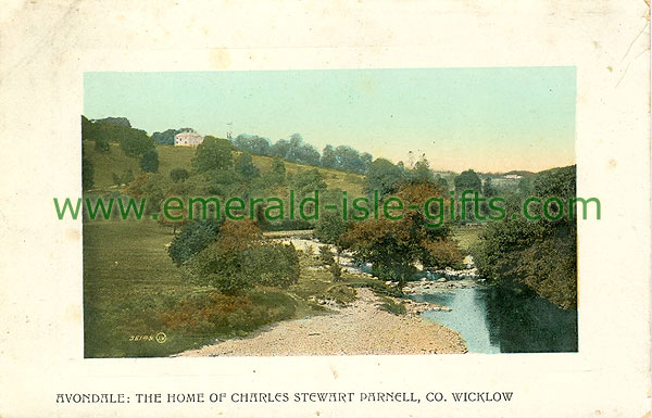 Wicklow - Avondale - The Home of Charles Stewart Parnell