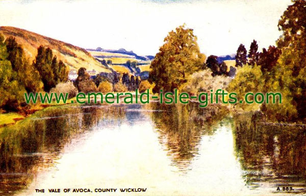 Wicklow - The Vale of Avoca in colour