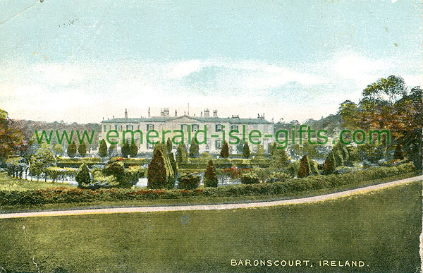 Wicklow - Baronscourt - Baronscourt House