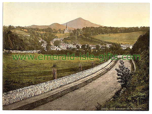 Wicklow - Enniskerry - Village colour