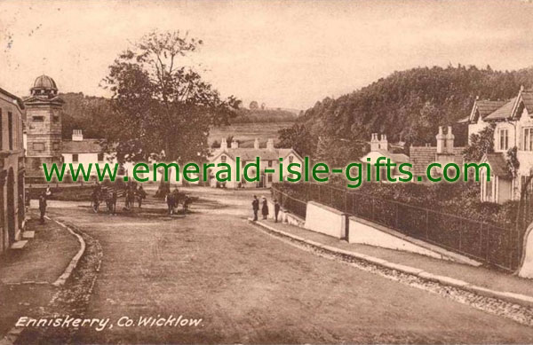 Wicklow - Enniskerry - early 20th Century photo