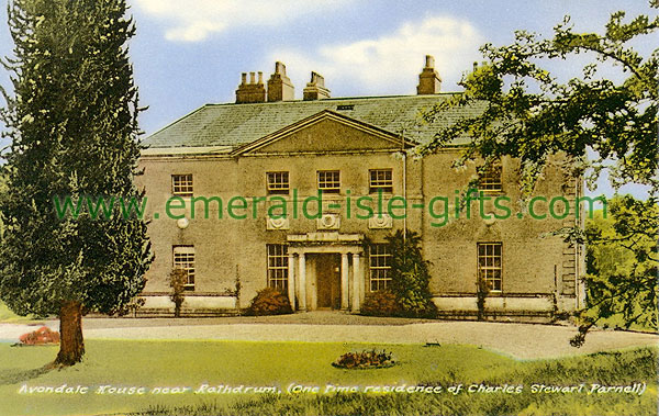 Wicklow - Avondale House (Parnell)