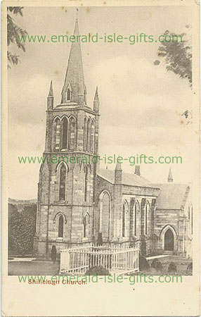Wicklow - Shillelagh - The Church