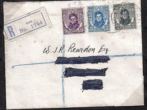 Ireland 1929 Daniel O