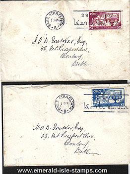 Ireland 1937 Bunreacht na hEireann FDC
