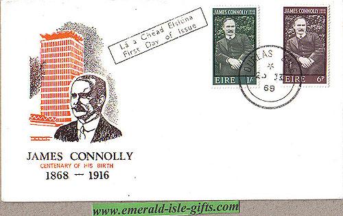 Ireland 1968 FDC Customs House