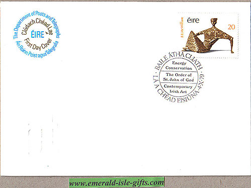 Ireland 1979 Fdc Art: F. E. Mcwilliam (an Post)