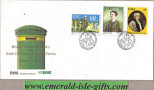 Ireland 1985 Fdc Anniversaries (an Post)