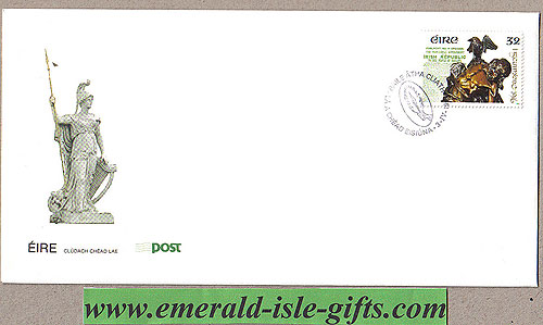 Ireland 1991 Fdc Easter Rising 75th Anniversary An Post