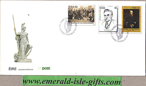 Ireland 1991 Fdc Historical Anniversaries (an Post)