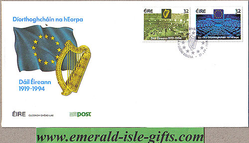 Ireland 1994 Fdc Parliamentary Elections (an Post)