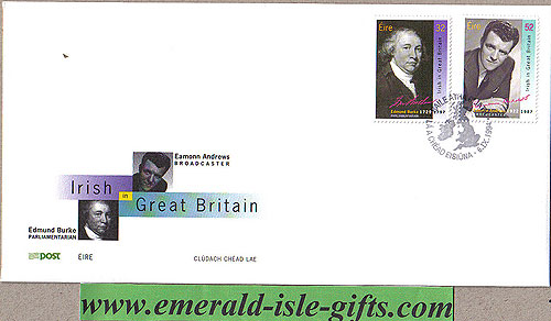 Ireland 1994 Fdc Irish In Britain First Day (an Post)