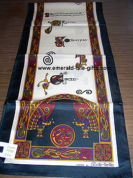 Irish Celtic Scarf Long - 9
